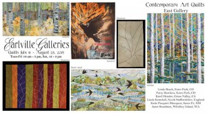 Katiepm - Earlville Galleries Contemporary Art Quilts Exhibition