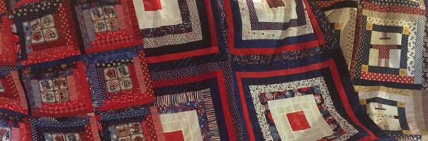Twisted Sisters Log Cabin Quilters